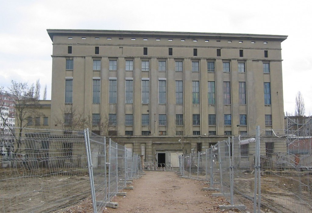 Berghain Berlin photo credit Nicor