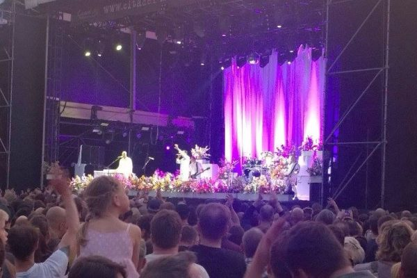 Faith No More live in Zitadelle Spandau credit Ener Kasulke