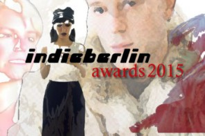 Winners of the indieberlin 2015 awards
