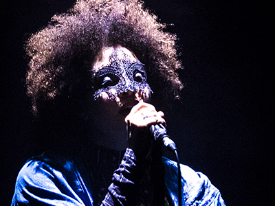 Massive Attack Martine Topley Bird Tempodrom Berlin
