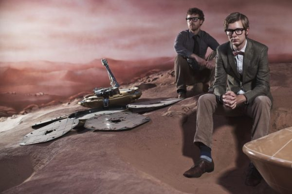 Public Service Broadcasting live in Berlin Album picture