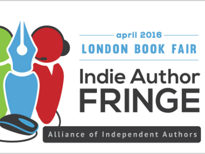 Indie Author Fringe Event LBF