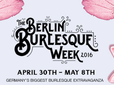Berlin Burlesque Week Logo