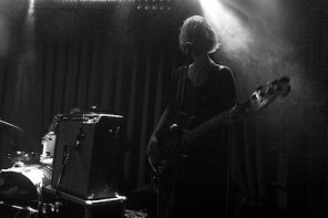 BRONCHO AND SUPPORT MISE EN SCENE AT PRIVATCLUB