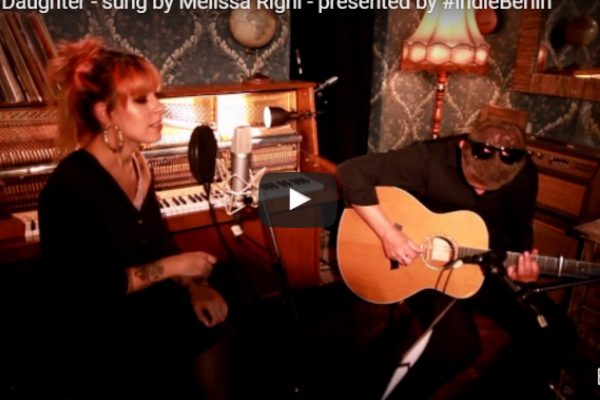 melissa righi sings youth by daughter with noel maurice