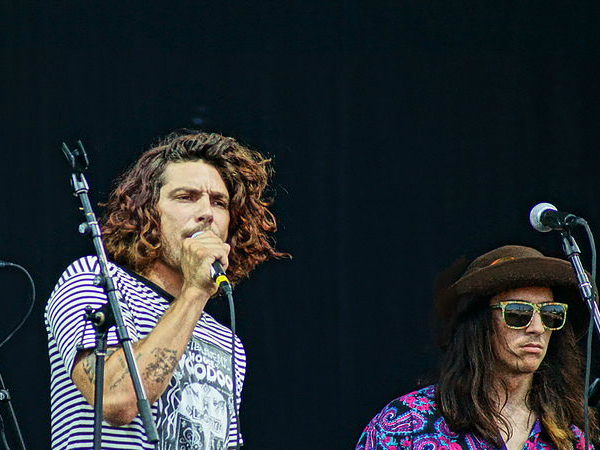 the growlers at lollapalooza photo credit shane hirschman