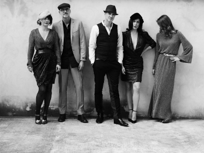 Nouvelle Vague press photo by Julian Marshall (rights reserved)