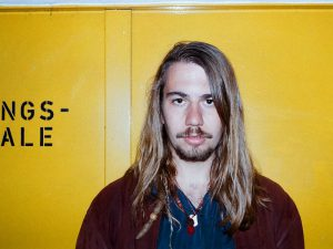 James Michael Rodgers Shame to be Alive featured on indieBerlin