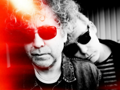Official press photo of The Jesus and Mary Chain (credit Steve Gullick)