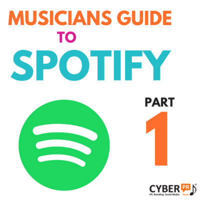 Indie Musicians Guide to Spotify
