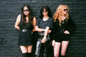 Win Tickets To L.A. Witch Promoting Their Debut Album at Musik & Frieden!