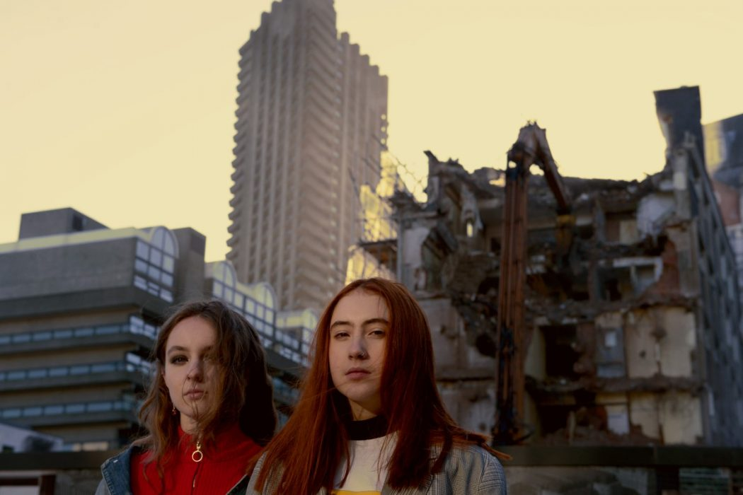 Let's Eat Grandma coming to Urban Spree on the 21st April Berlin