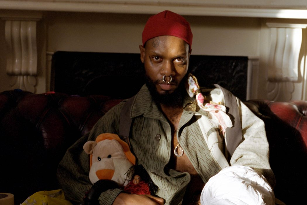 Serpentwithfeet will be performing in Berlin next Tuesday!