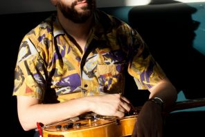 QUANTIC brings his groovy, worldly sounds to Club Gretchen this July 20th.