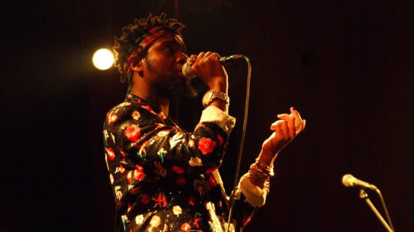 Serpentwithfeet at Lido Berlin with indieBerlin