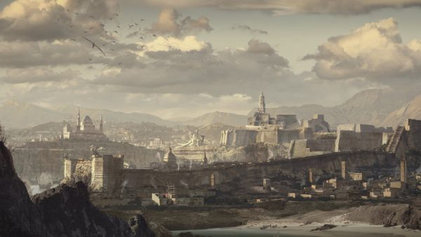 Unseen Westeros Tyrosh by Claudio Pilia review indieberlin