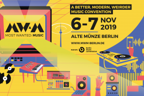 Most Wanted: Music – 'a modern, better, weirder music convention' – 6-7 Nov.
